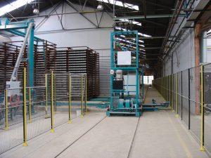 Conveyor plant