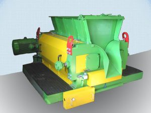 Stone separator rolling mill type STAW